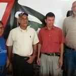 Rueda de prensa PSUV Táchira, 18 de octubre Vocero Samuel López