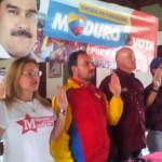 Candidatos a diputados por el Circuito de Montaña Baja juramentan comando de campaña Simón Bolivar rumbo a la victoria del 20M (4)