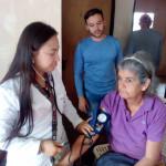 JORNADA DE ATENCIÓN MÉDICA RECIBIERON HABITANTES DE LA COMUNIDAD DE PAN DE AZUCAR (2)