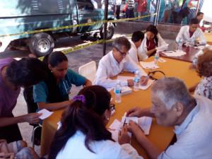 JORNADAS DE SALUD ORGANIZADAS DESDE EL PROTECTORADO DEL TÁCHIRA CON LA PARTICIPACIÓN DE LA COMUNIDAD  (1)